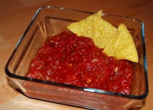 Salsa Dip (4)