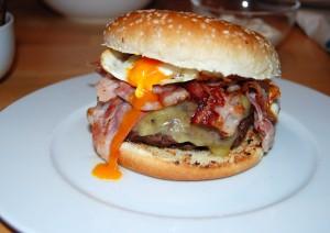 Spiegelei Burger (5)